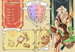 [MIAM] - Llautr Sanzargen - AU RPG