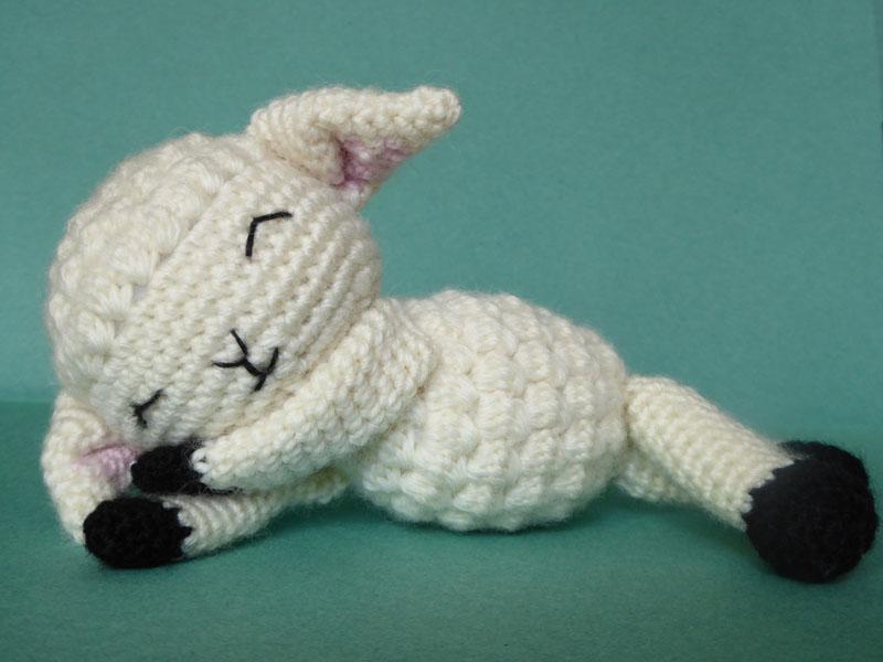 Amigurumi Sheep Doll : Lamb Amigurumi Pattern by MysteriousCats on DeviantArt