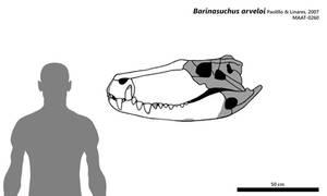 Barinasuchus arveloi by bLAZZE92