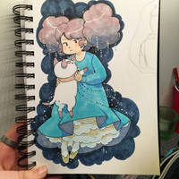 Bee and Puppycat  by oakleatiger