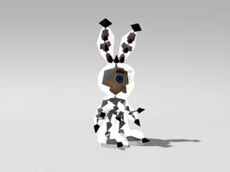 BunnyKid rigging01 by KeithMcMurran