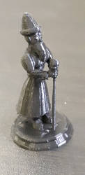 Wizard 3d print01 by KeithMcMurran