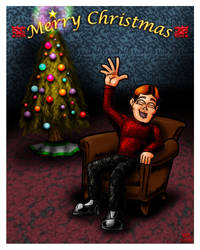 Christmas card 2020 by KeithMcMurran