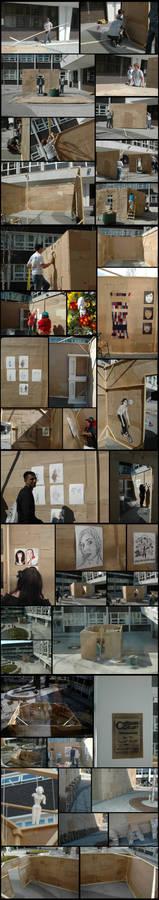 Cardboard Gallery