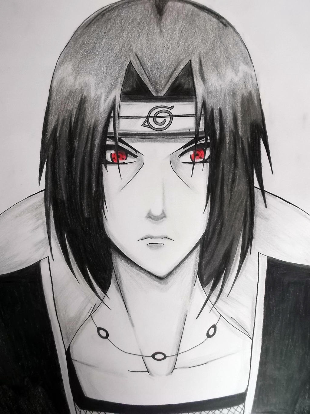 Itachi Uchiha by xAlisa-chanx