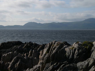 rocks by the sea2 by VaybsStocks