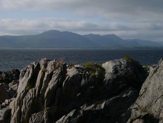 rocks by the sea3 by VaybsStocks