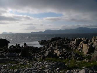 rocks by the sea4 by VaybsStocks