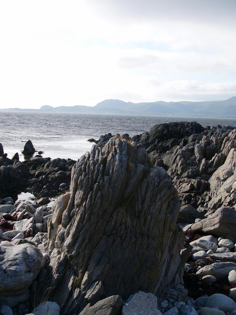 Rocks by the sea7 by VaybsStocks
