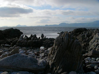 Rocks by the sea8 by VaybsStocks