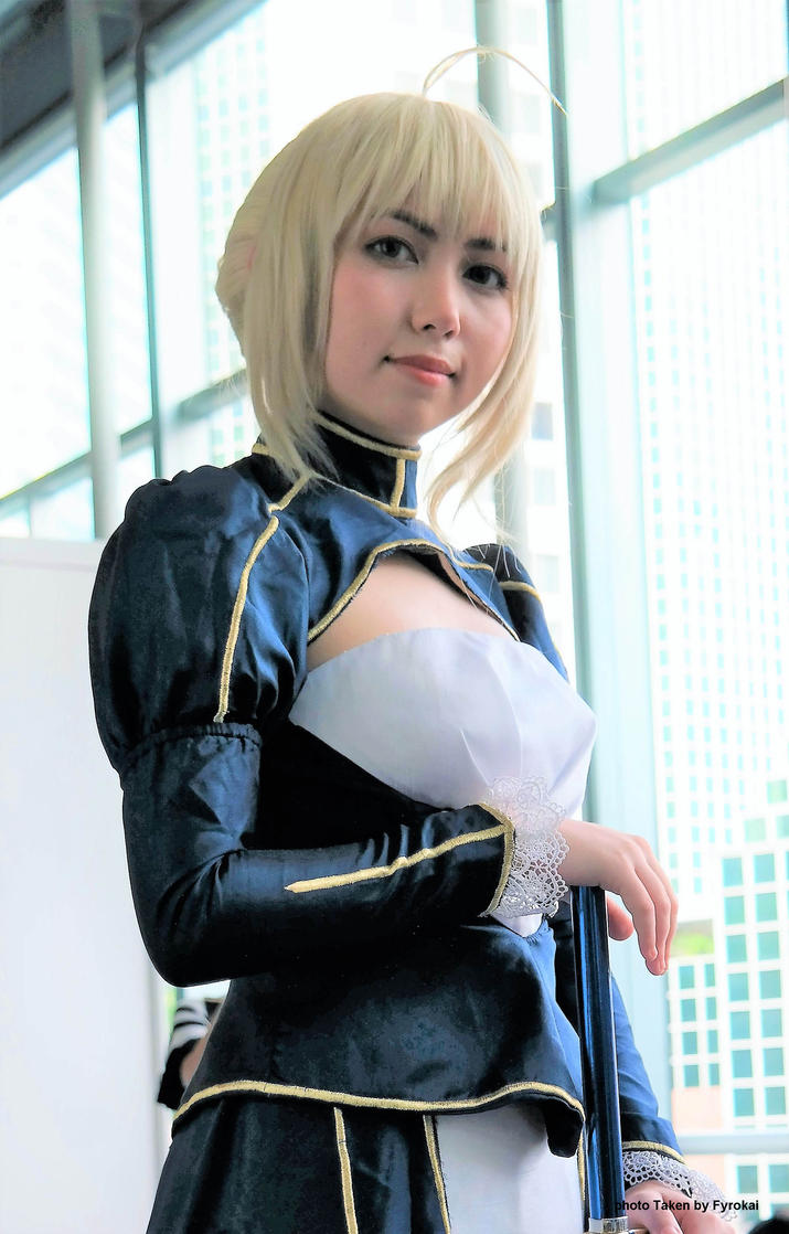 Cosplayer 15. by Fyrokai