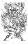 Daken vs X23 Shadowed Wolverine