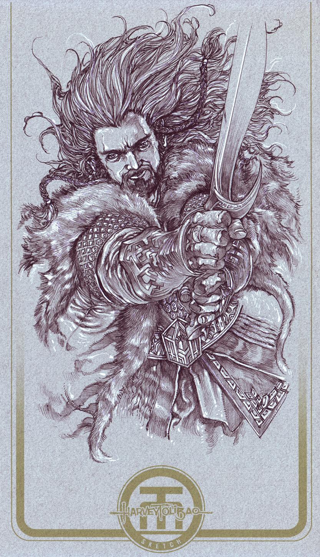 Thorin of Hobbit