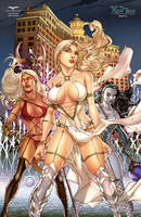 Zenescope Cover by harveytolibao