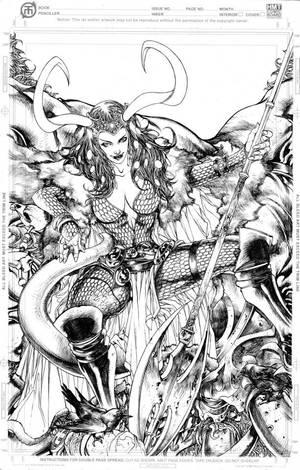 Lady Loki by harveytolibao