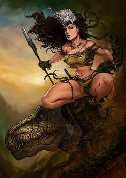 Rogue Savage Land