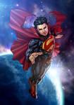 Superman New 52 with HMT Studios