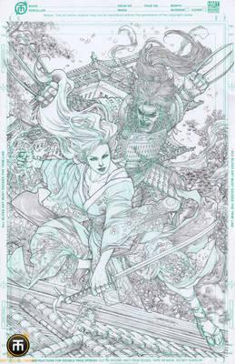 Psylocke vs Wolverine