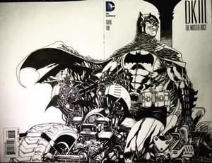 BATMAN blankcover