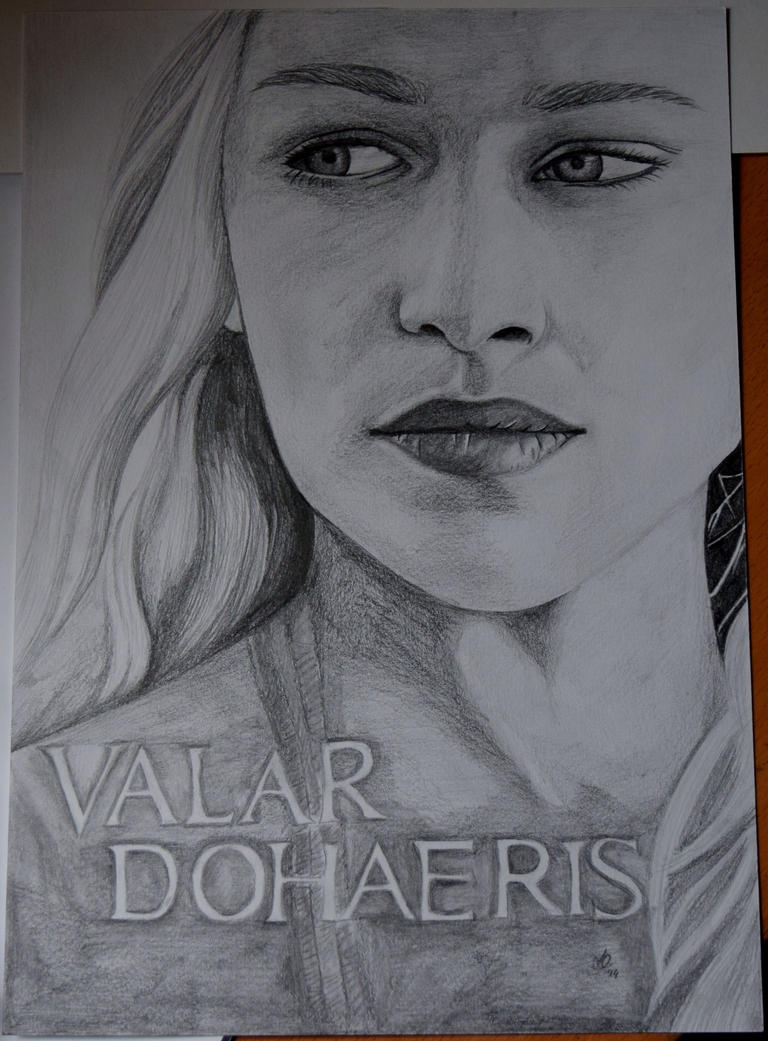Valar Dohaeris by Inlacrimas