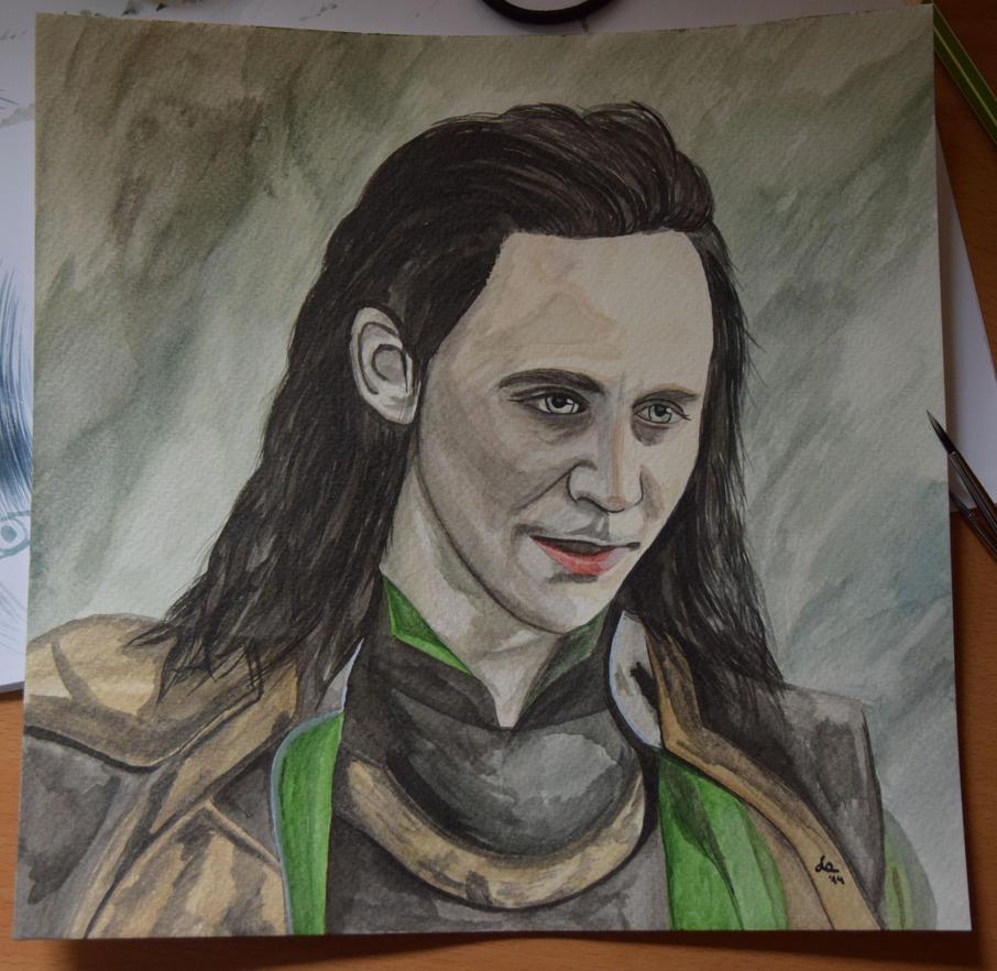 Loki by Inlacrimas