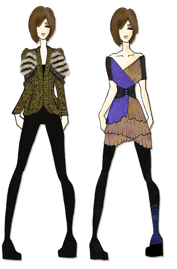 thesis fashion design