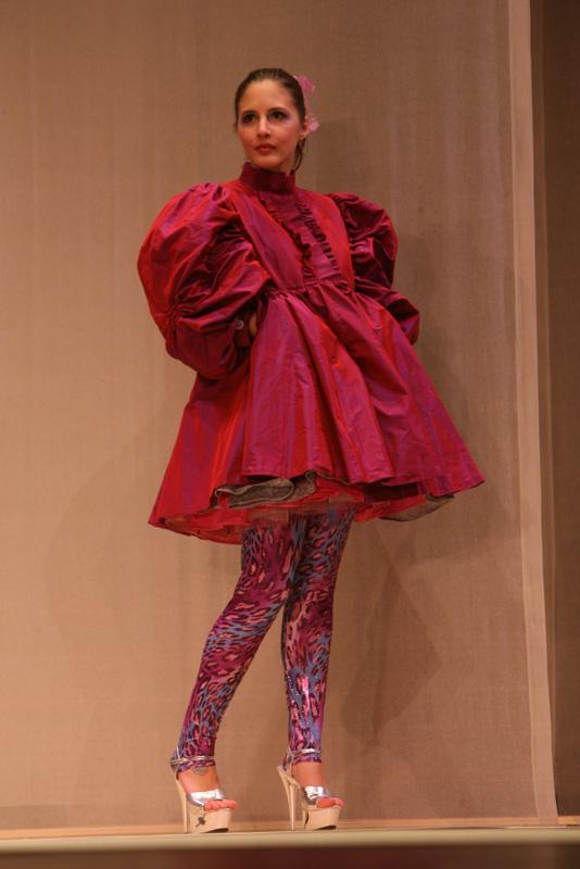 Risd Fashion Show Barbie By Jabberwockyflu On Deviantart