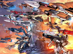 Robotech Ride of the Valkyries