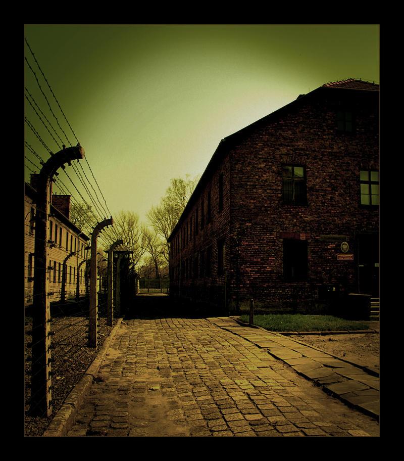 Auschwitz by londondream
