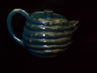 Coil Teapot 2