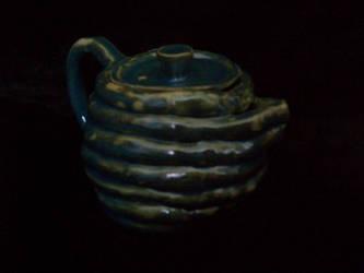 Coil Teapot 3