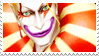 Kefka Stamp by cheshirecatbus