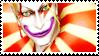 Kefka Stamp by cheshirecatbus