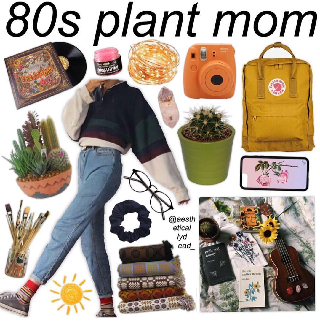 Download 80s plant mom mystery adopt by puppybean on DeviantArt