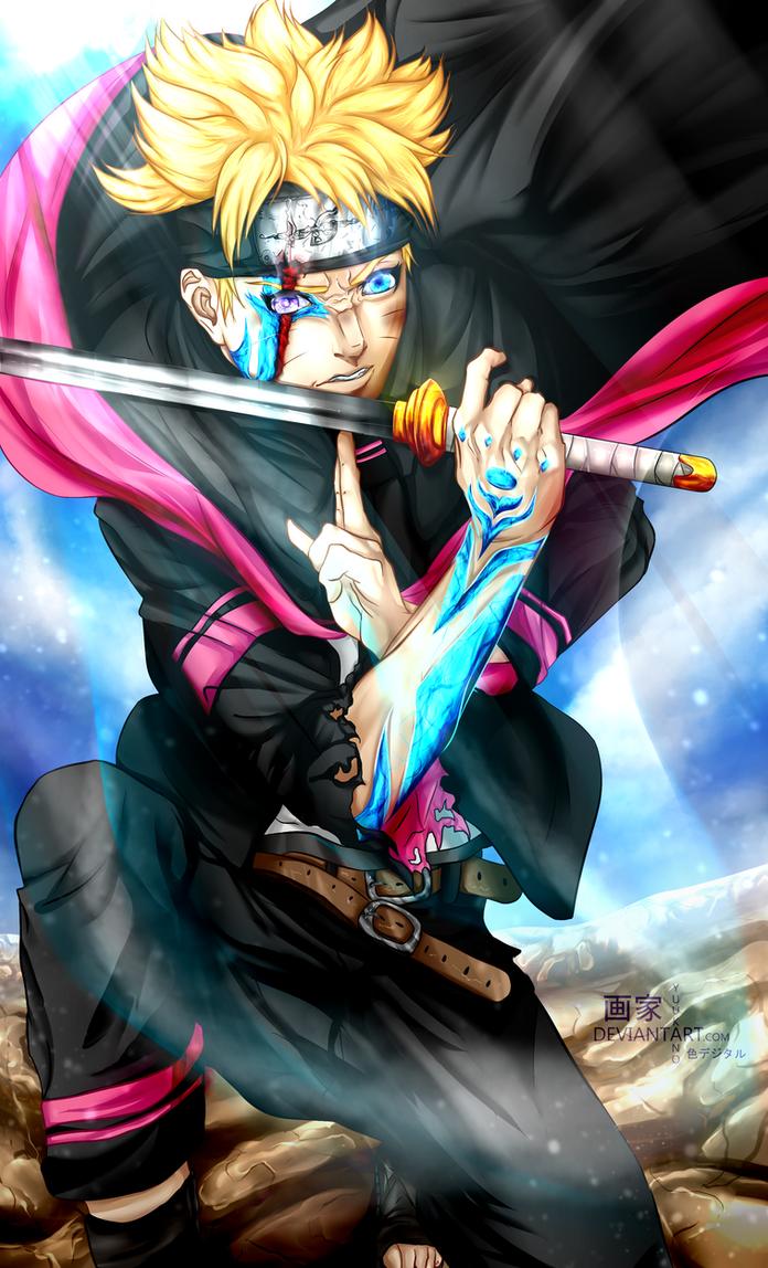 Boruto Next Generation - I'm a Ninja! by YuukanoArt