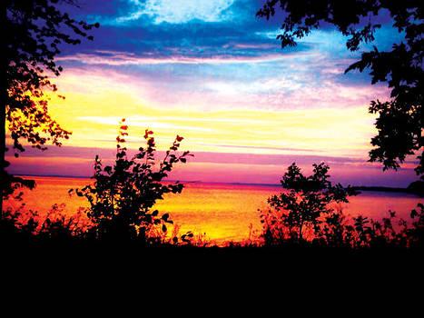 Sunset-ual