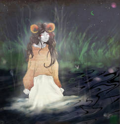 dead in the water by FisticuffAficionado