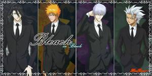 Bleach In Black by toycute97