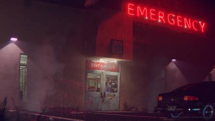 No Exits (Blender Eevee)