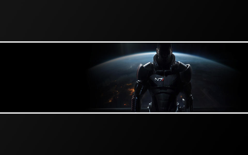 Mass Effect 3 - Wallpaper by Orion5890