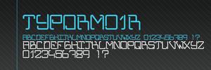 TYPORM01R Font
