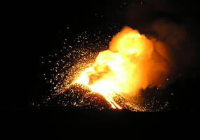 Magma Spray II by mmad-sscientist