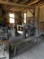 Blacksmith Shop II by mmad-sscientist