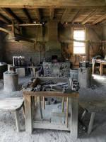 Blacksmith Shop III by mmad-sscientist