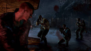 Resident Evil 6 Jake and Sherry Gameplay