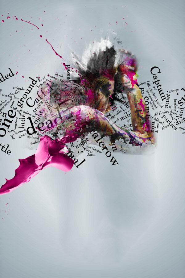 Death Is Just Beginning by andziadesign Digital Artist & Graphic Designer Feature Angelika K