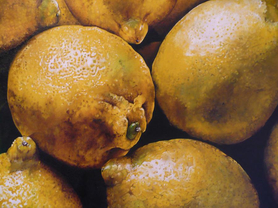 lemons by FulgensVenefica