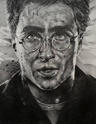 Harry Potter by FulgensVenefica