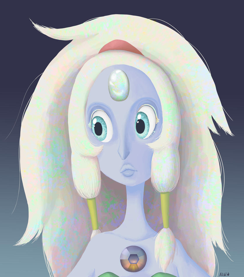 Opal by wormologist