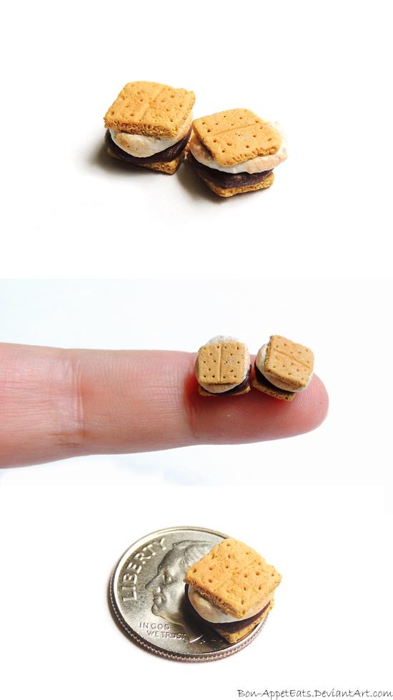 Mini S'mores by Bon-AppetEats